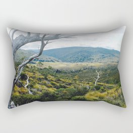 Cradle Mountain Boardwalk Rectangular Pillow