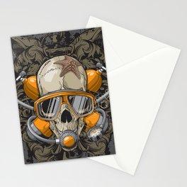 Crânio Stationery Cards