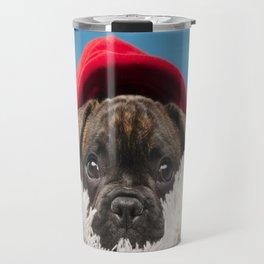 Sulky puppy Travel Mug