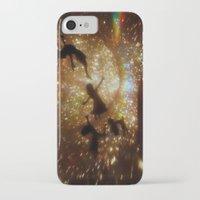 peter pan iPhone & iPod Cases featuring Peter Pan by zeebee