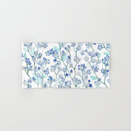 forget-me-not Hand & Bath Towel