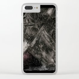 flesh wound Clear iPhone Case