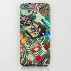 tropical vintage  iPhone 6s Slim Case