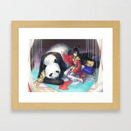 Princess of China Framed Art Print