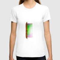 door T-shirts featuring Door by Brontosaurus