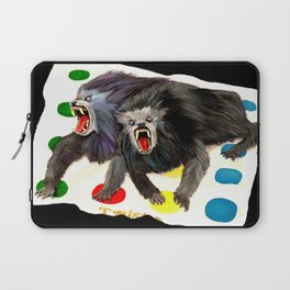 Werewolves with a Twist Laptop Sleeve