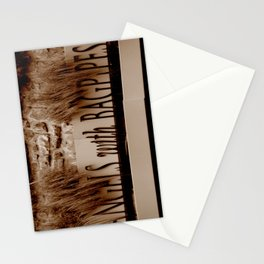 Angles with Bagpipes Stationery Cards