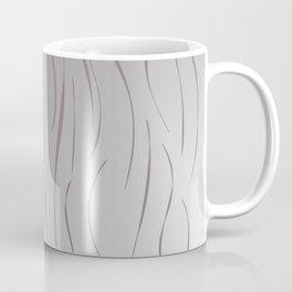 wild design exotic lines Silver Coffee Mug