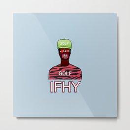 IFHY / Tyler the Creator Metal Print