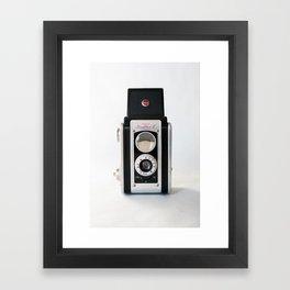 Vintage Camera No 2 Framed Art Print