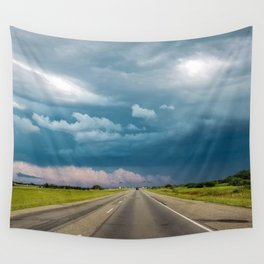 Into the Storm Wall Tapestry