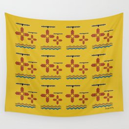 Albuquerque Days Wall Tapestry