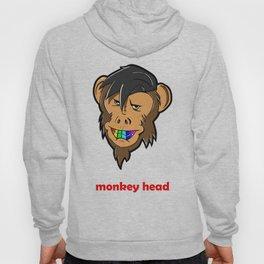 Monkey head Hoody