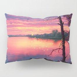 Fireflies Pillow Sham