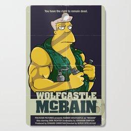 McBain Cutting Board