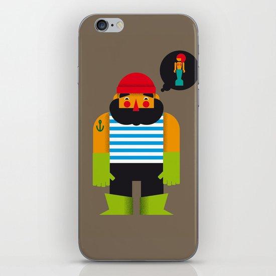 Fiserman iPhone & iPod Skin