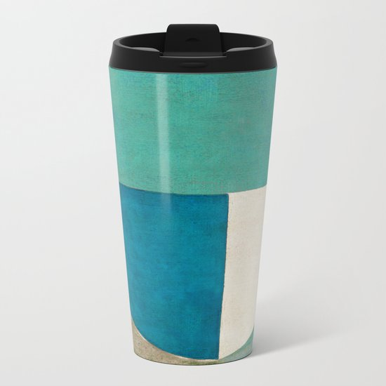 Insert Metal Travel Mug