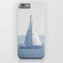 Dreamy Sailboat iPhone Case