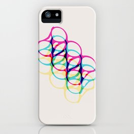 'Visions of a Six Pack' - Beer Can Study iPhone Case