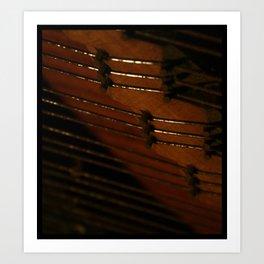 Pianoforte, Soave Art Print