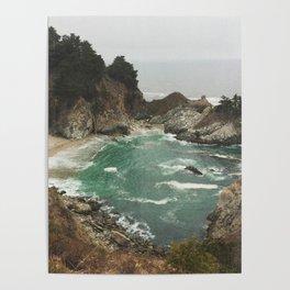 Big Sur - Julia Pfeiffer Poster