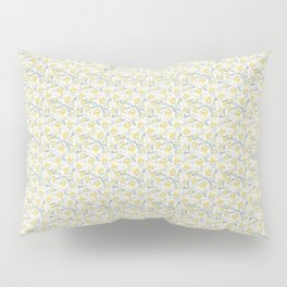 A rose in the hand is worth two on the bush Pillow Sham