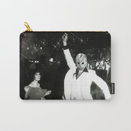 JASON VORHEES AS JOHN TRAVOLTA Carry-All Pouch