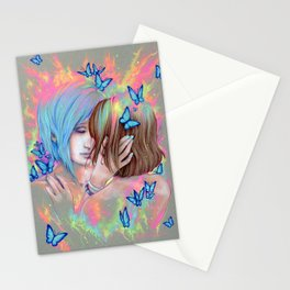 In Time Stationery Cards