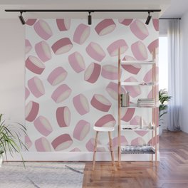 Today We Wear Pink Wall Mural