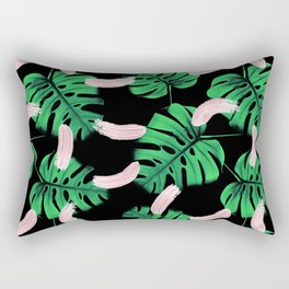 Moody Jungle Rectangular Pillow