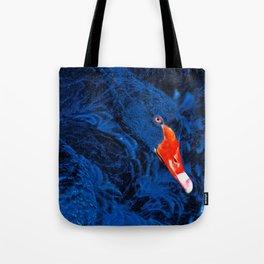 Barking Swan Tote Bag