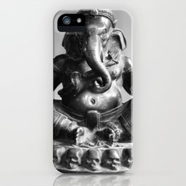 Buddhismus iPhone Case