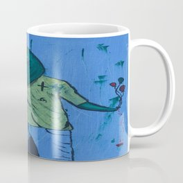 Froggy Suicide Coffee Mug
