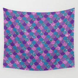 Mermaid Wall Tapestry