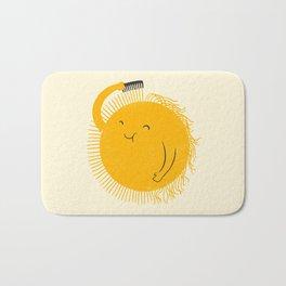 Here comes the sun Bath Mat