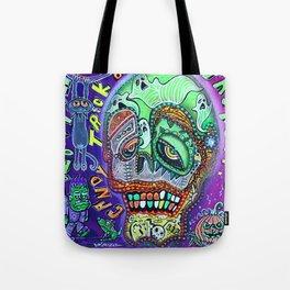 Treat or Trick Tote Bag