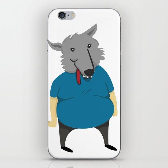 Wolfman iPhone & iPod Skin