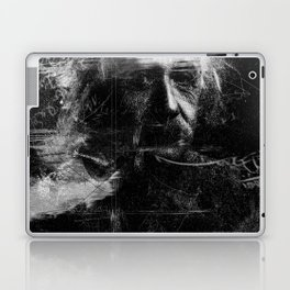 Albert Einstein Laptop & iPad Skin