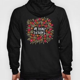 In Wine, There is Truth – Red Hoody