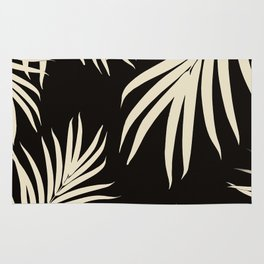 Palm Leaves Pattern Summer Vibes #9 #tropical #decor #art #society6 Rug