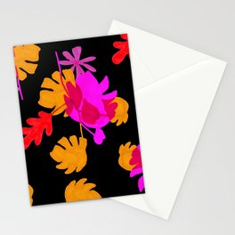 Tropical Lipstick Stationery Cards