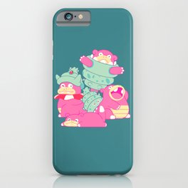 Slow Your Role iPhone Case
