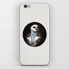 Sir Kite iPhone & iPod Skin