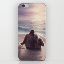 A Place By The Water iPhone Skin