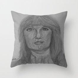 Ann Wilson from Heart Throw Pillow