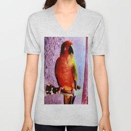 Bobo The Bird Unisex V-Neck