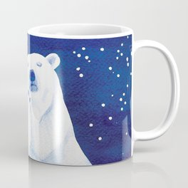 Polar bears, arctic animals Coffee Mug