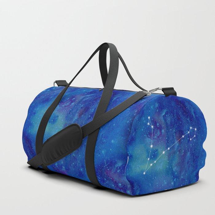 Constellation Pisces Duffle Bag