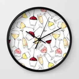 I Need My Glasses Wall Clock