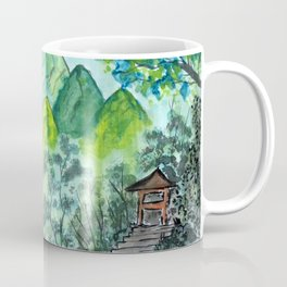 Emerald Woods Coffee Mug